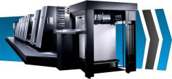 Druk offsetowy w drukarniach